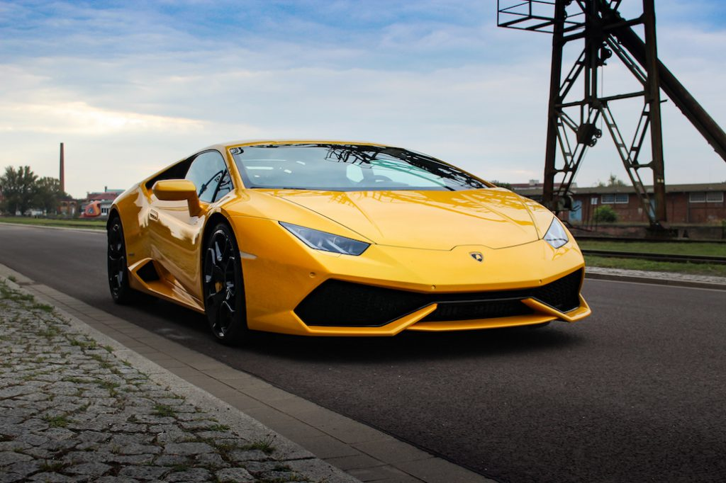 Lamborghini-versicherung
